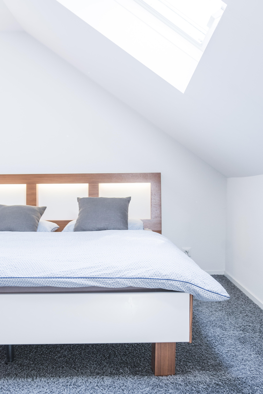 Chambre contemporaine - Dürig Bois SA